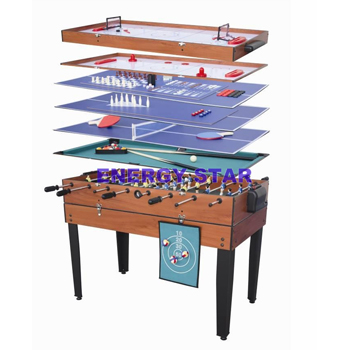 Multifunction Game Table GTS - Multifunction pool table