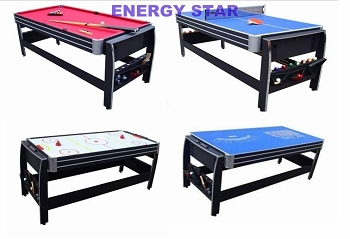 5ft Multifunction Game Table